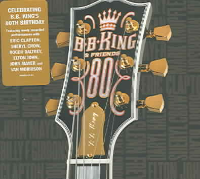 80 BY KING,B.B. (CD)