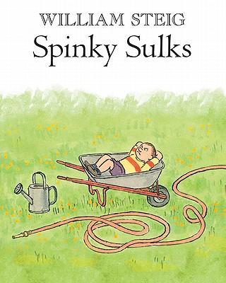 Spinky Sulks By Steig, William