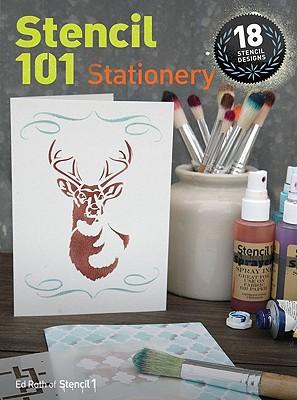Stencil 101 Stationery By Roth, Ed